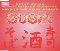 Cover Sushi [UK] - Love In The First Degree